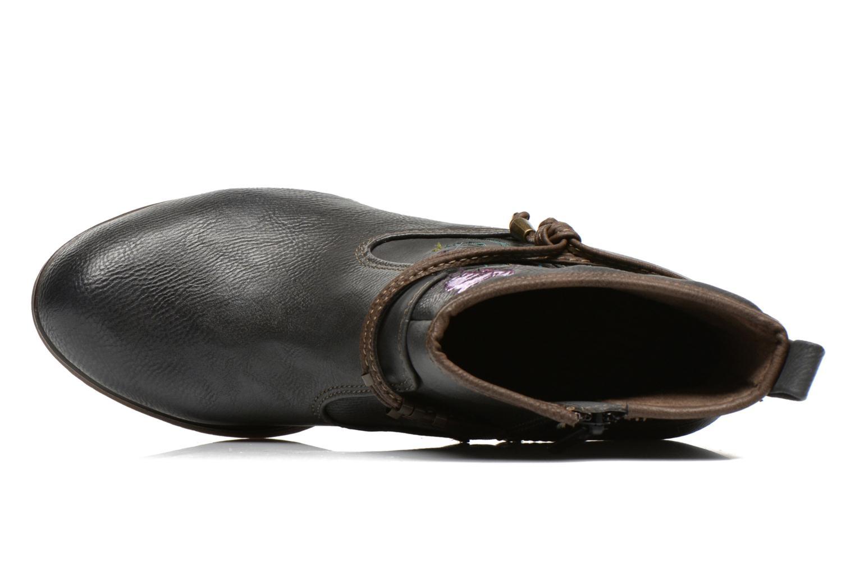Bottines et boots Mustang shoes Maled Gris vue gauche
