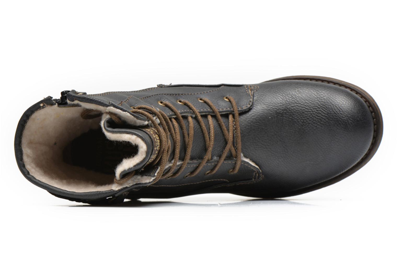 Bottines et boots Mustang shoes Amis Gris vue gauche