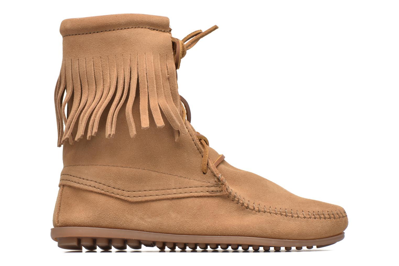 Bottines et boots Minnetonka Tramper Bt Beige vue derrière