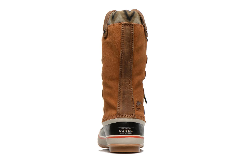 Bottines et boots Sorel Joan of Artic Knit II Marron vue droite