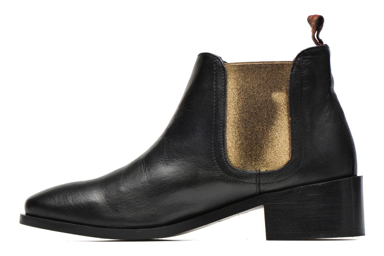 Bottines et boots Pepe jeans Angie Special Noir vue face