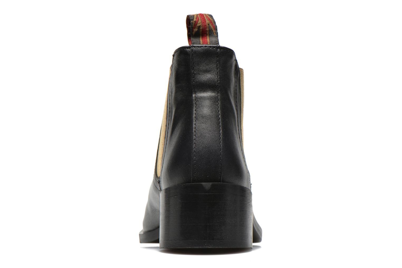 Bottines et boots Pepe jeans Angie Special Noir vue droite