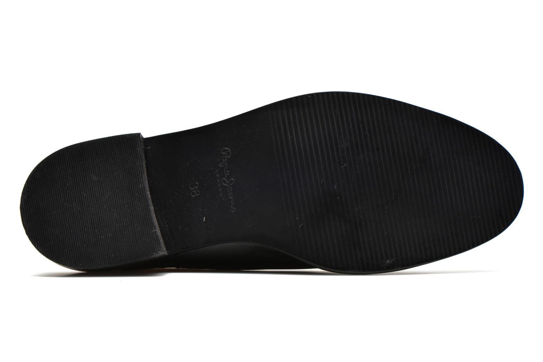 Bottines et boots Pepe jeans Angie Special Noir vue haut
