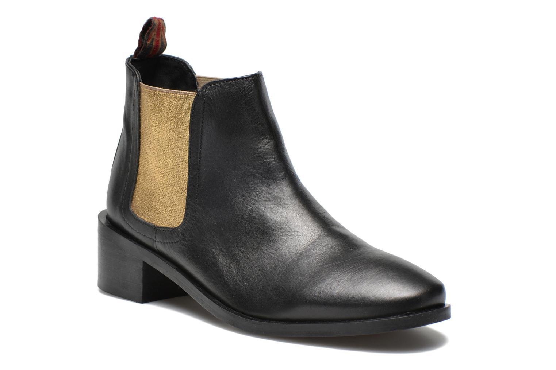 Bottines et boots Pepe jeans Angie Special Noir vue détail/paire