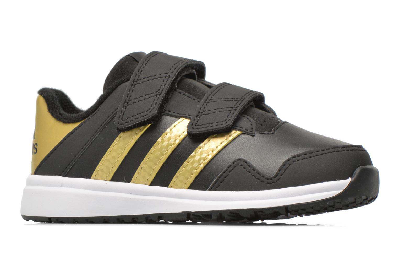 Chaussures de sport Adidas Performance Snice 4 CF I Noir vue derrière