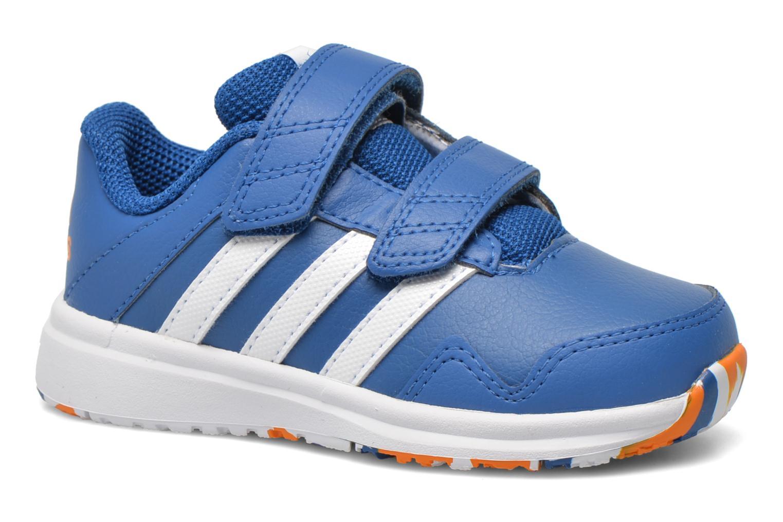Chaussures de sport Adidas Performance Snice 4 CF I Bleu vue détail/paire