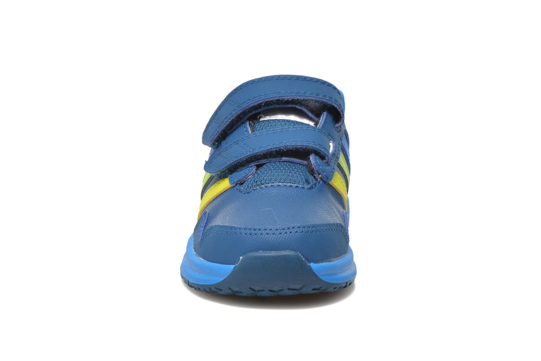 Sportschuhe Adidas Performance Snice 4 CF I blau schuhe getragen