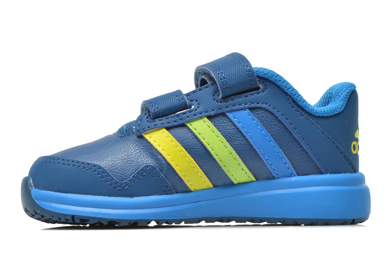 Sportschuhe Adidas Performance Snice 4 CF I blau ansicht von vorne