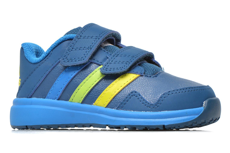 Sportschuhe Adidas Performance Snice 4 CF I blau ansicht von hinten