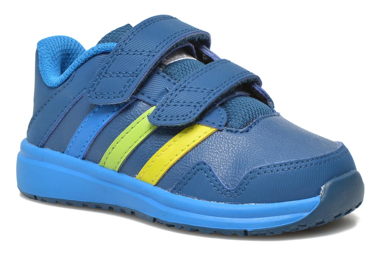 Sportschuhe Adidas Performance Snice 4 CF I blau detaillierte ansicht/modell