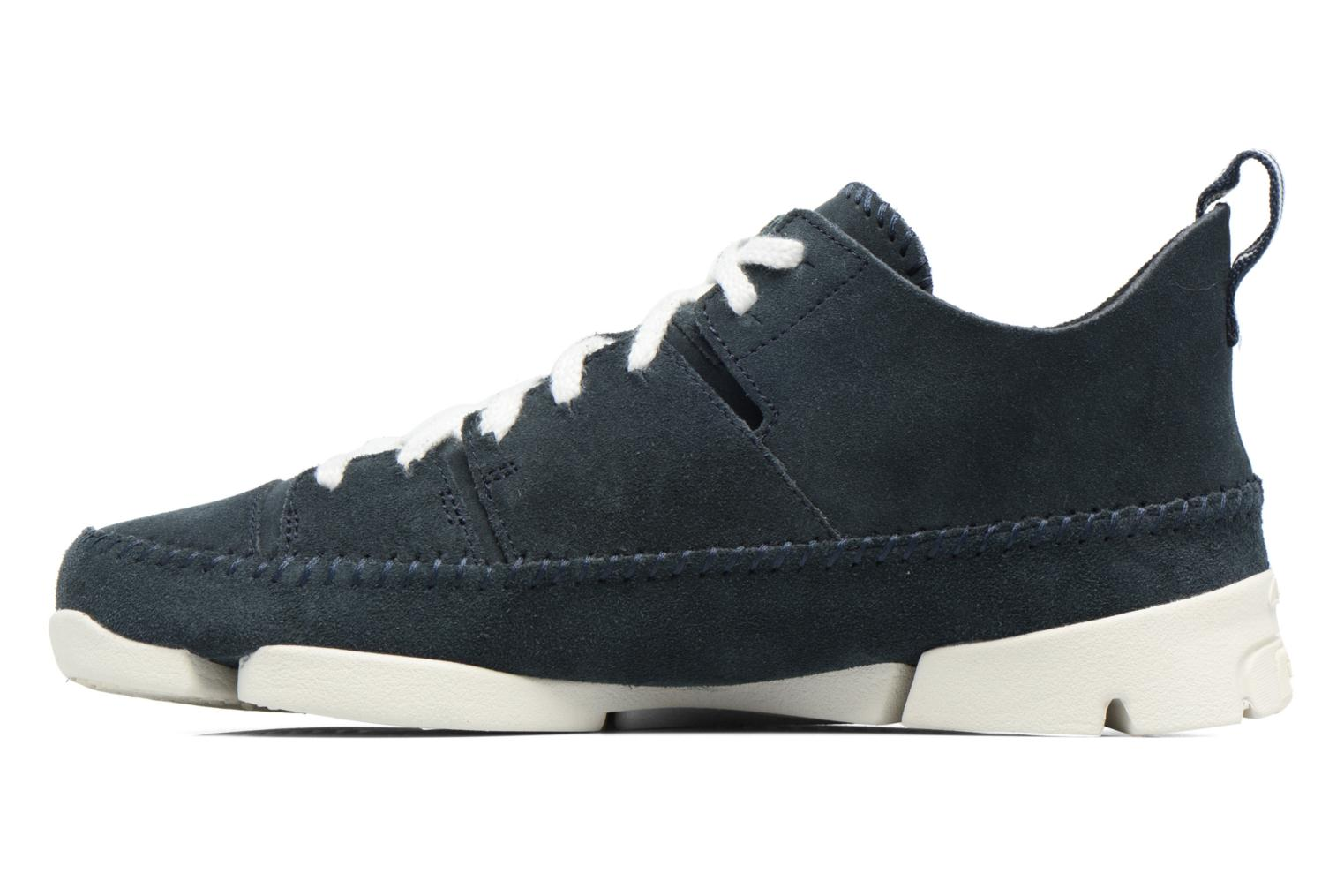 Sneakers Clarks Originals Trigenic Flex M Azzurro immagine frontale