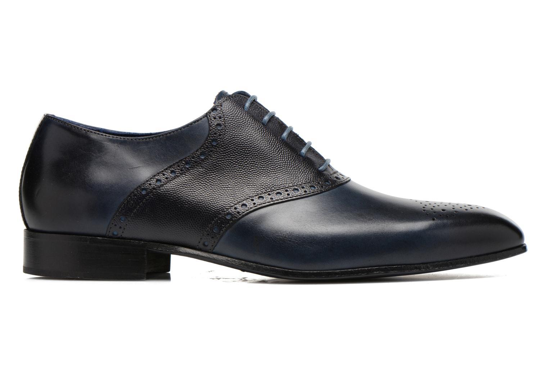 Chaussures à lacets Marvin&Co Nagolfy Bleu vue derrière