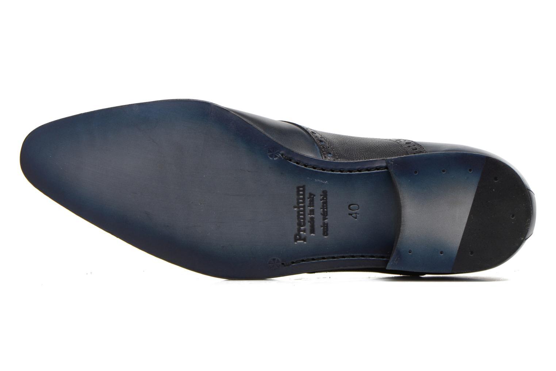 Chaussures à lacets Marvin&Co Nagolfy Bleu vue haut