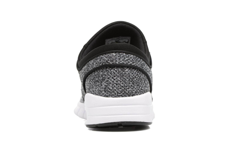 Sneaker Nike Stefan Janoski Max schwarz ansicht von rechts