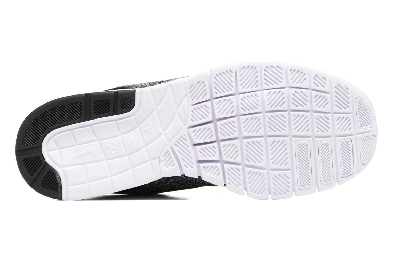 Sneaker Nike Stefan Janoski Max schwarz ansicht von oben