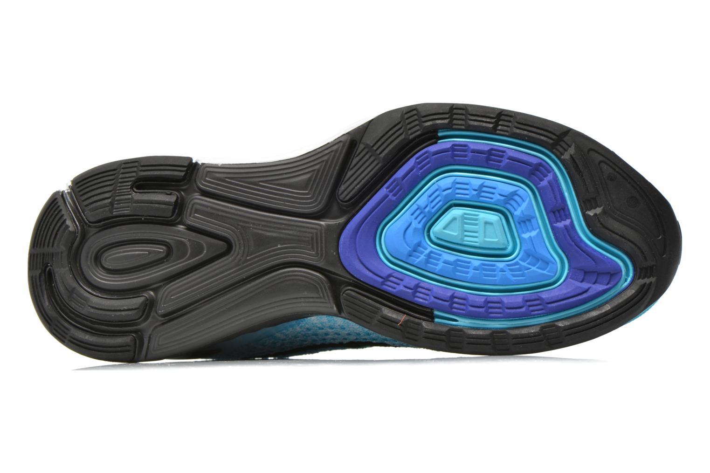 Chaussures de sport Nike Wmns Nike Lunarglide 7 Bleu vue haut
