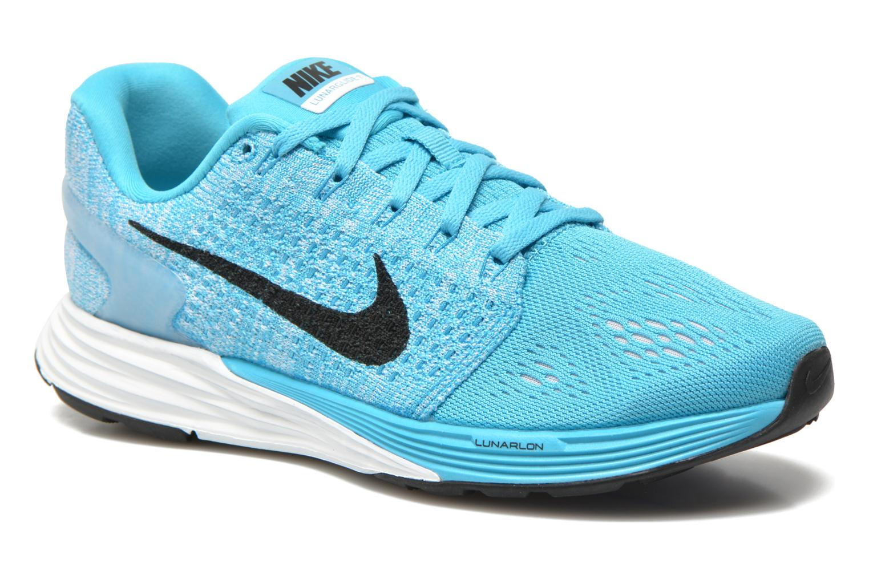 newest 428fd 928f8 Scarpe sportive Nike Wmns Nike Lunarglide 7 Azzurro vedi dettagliopaio