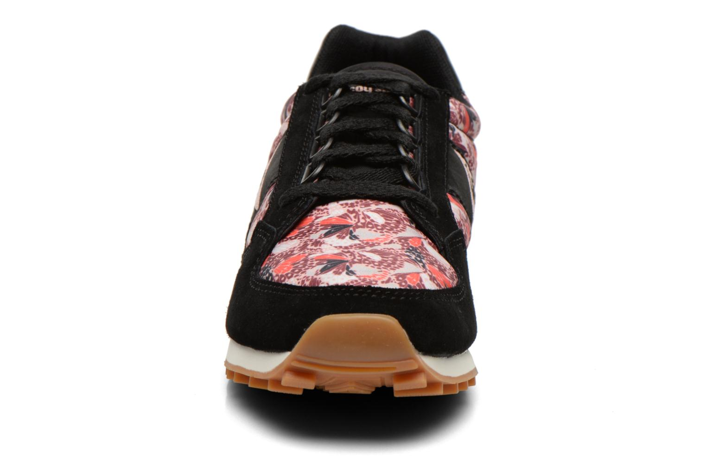 Sneaker Le Coq Sportif Eclat W Butterfly schwarz schuhe getragen