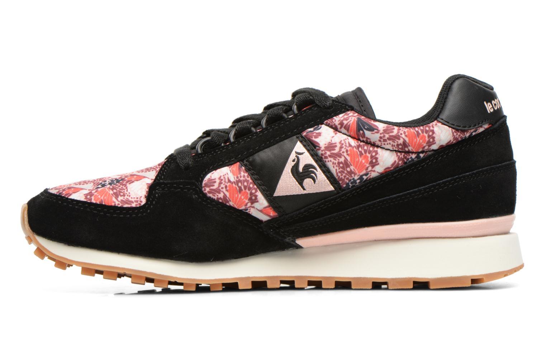 Sneaker Le Coq Sportif Eclat W Butterfly schwarz ansicht von vorne