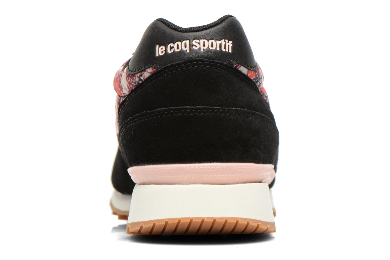 Baskets Le Coq Sportif Eclat W Butterfly Noir vue droite
