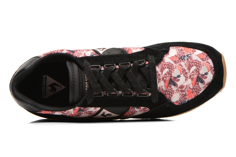 Sneaker Le Coq Sportif Eclat W Butterfly schwarz ansicht von links
