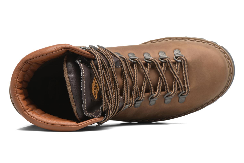 Bottines et boots Dockers Teo Marron vue gauche