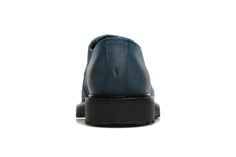 Chaussures à lacets Marc Jacobs Vouie Bleu vue droite