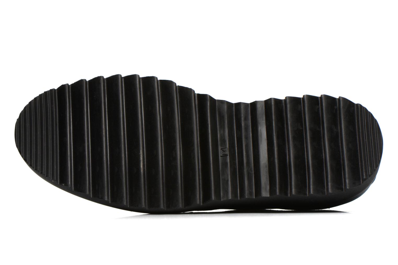 Chaussures à lacets Marc Jacobs Vouie Bleu vue haut