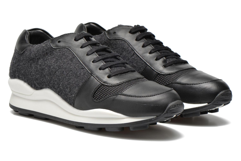 Wool OC Sneaker Charcoal 010