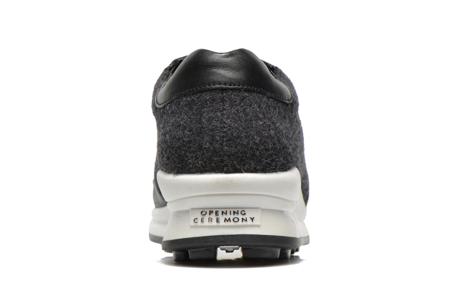 Baskets Opening Ceremony Wool OC Sneaker Gris vue droite