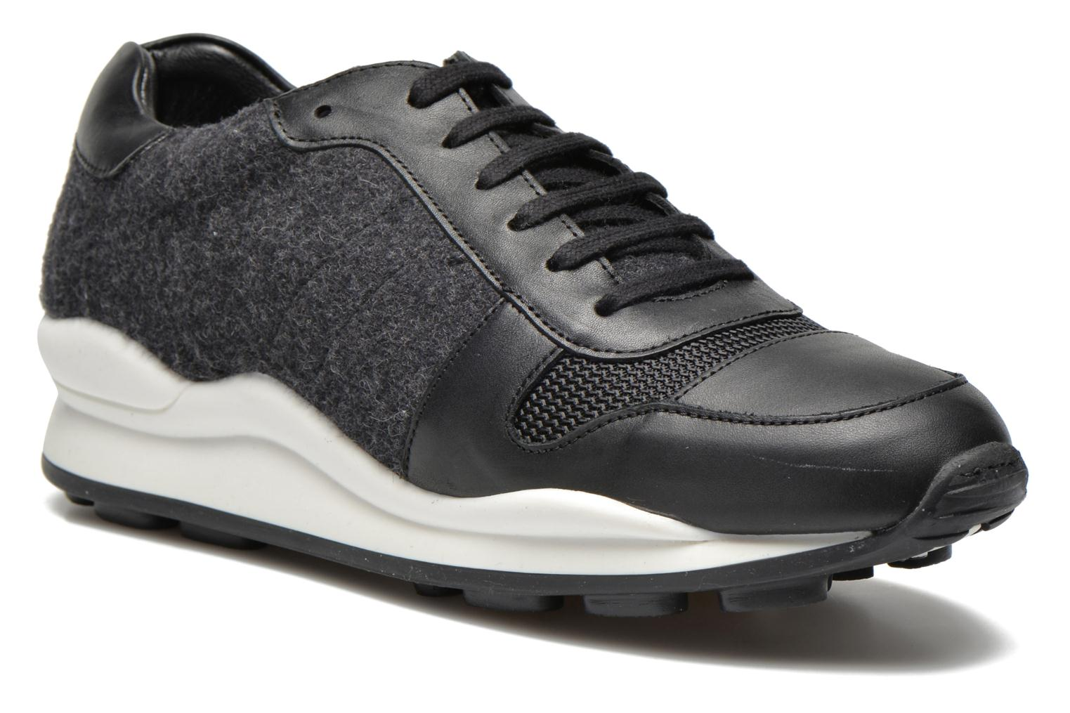 Trainers Opening Ceremony Wool OC Sneaker Grey detailed view Pair view