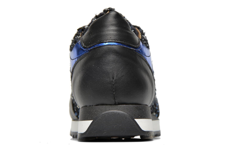 Sneaker Lola Espeleta Sphynx blau ansicht von rechts