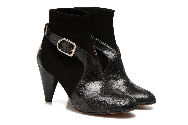 Bottines et boots Sonia Rykiel Ewip Noir vue 3/4