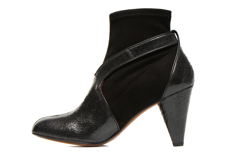 Bottines et boots Sonia Rykiel Ewip Noir vue face