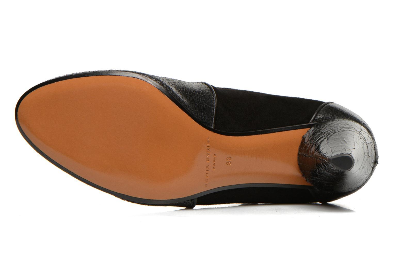 Bottines et boots Sonia Rykiel Ewip Noir vue haut
