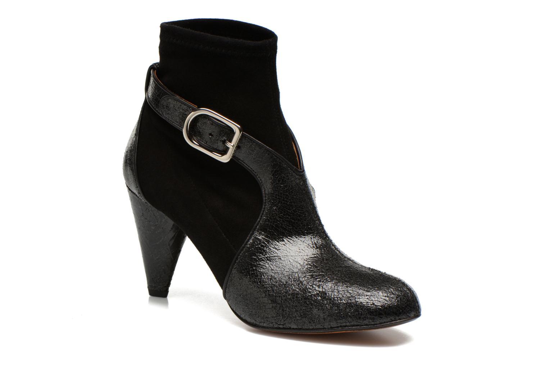 Bottines et boots Sonia Rykiel Ewip Noir vue détail/paire