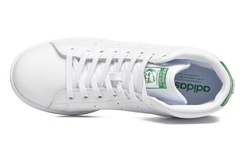 Sneakers Adidas Originals Stan Smith Mid Wit links