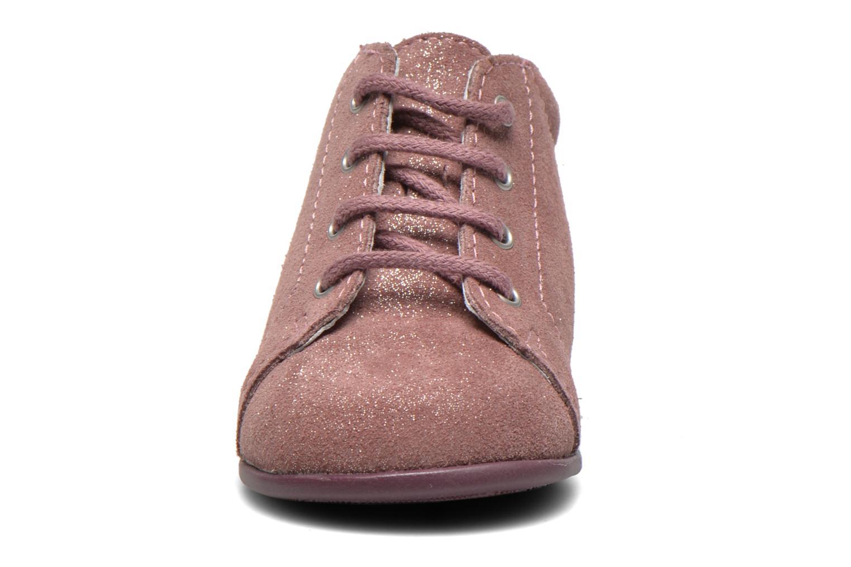 Stiefeletten & Boots Bopy Padova rosa schuhe getragen