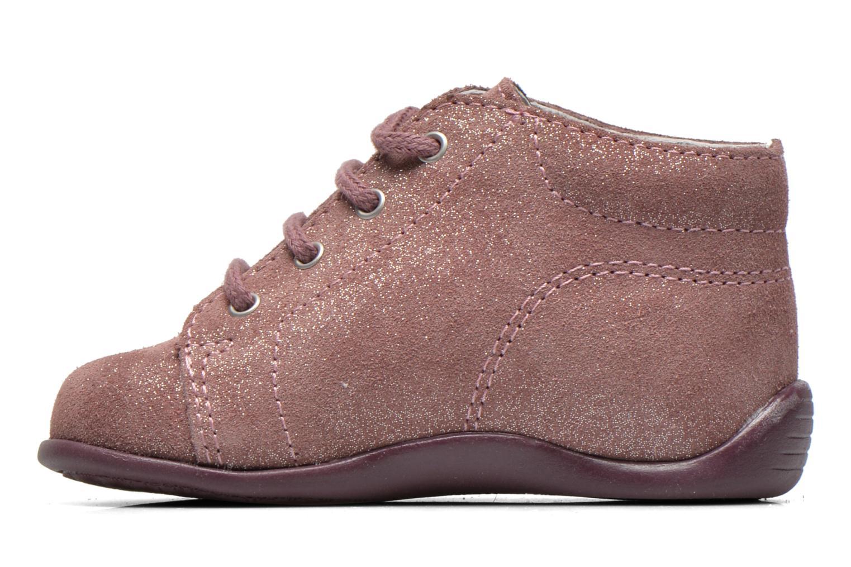 Boots en enkellaarsjes Bopy Padova Roze voorkant