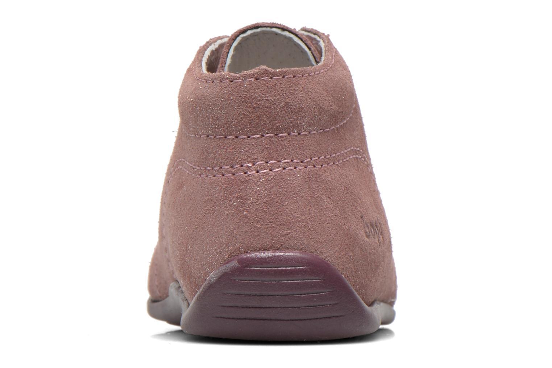 Stiefeletten & Boots Bopy Padova rosa ansicht von rechts