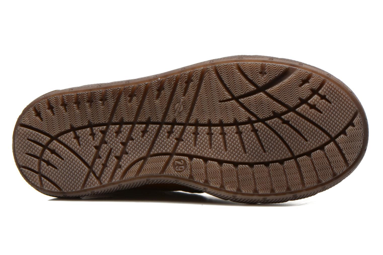 Sneaker Bopy Vimber braun ansicht von oben