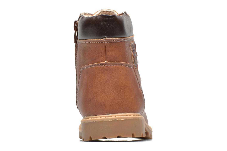 Bottines et boots Bopy Terblain Marron vue droite