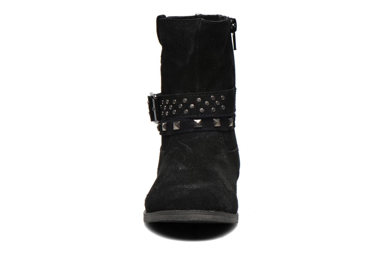 Stiefel Bopy Crock schwarz schuhe getragen