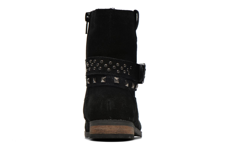 Stiefel Bopy Crock schwarz ansicht von rechts
