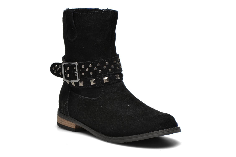 Stiefel Bopy Crock schwarz detaillierte ansicht/modell