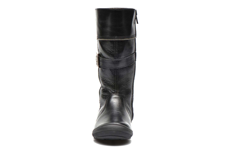 Bottes Bopy Sondy Noir vue portées chaussures