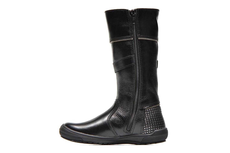 Stiefel Bopy Sondy schwarz ansicht von vorne