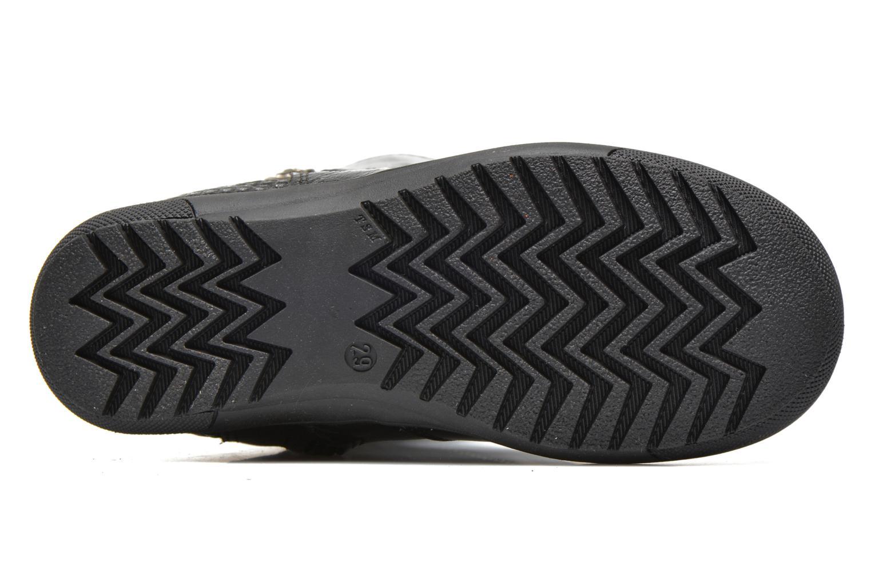 Stiefel Bopy Sondy schwarz ansicht von oben
