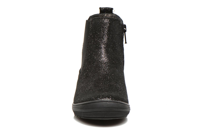 Botines  Bopy Snif Negro vista del modelo