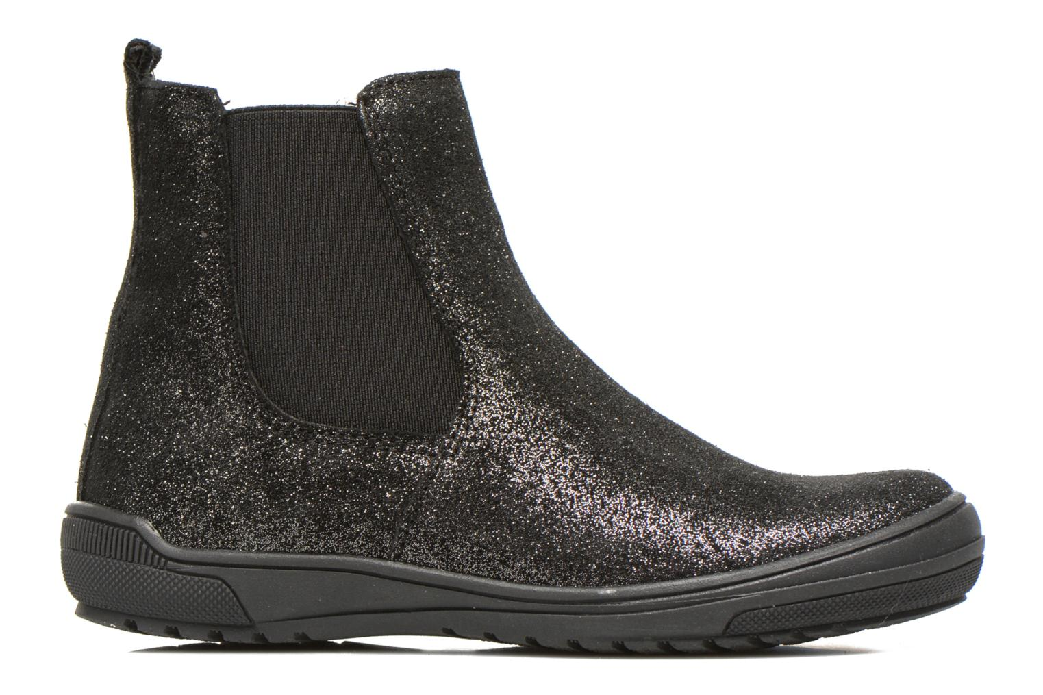 Ankle boots Bopy Snif Black back view
